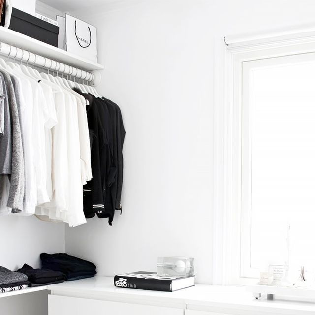 6 Expert Tips for Sharing Your Closet Space