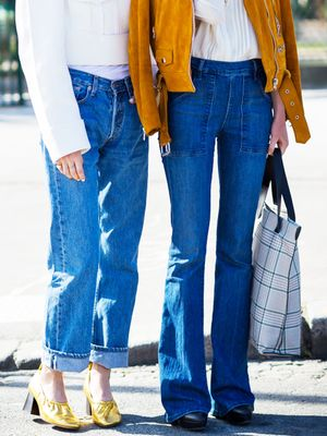 The Denim That's In and Out for Fall, According to Experts