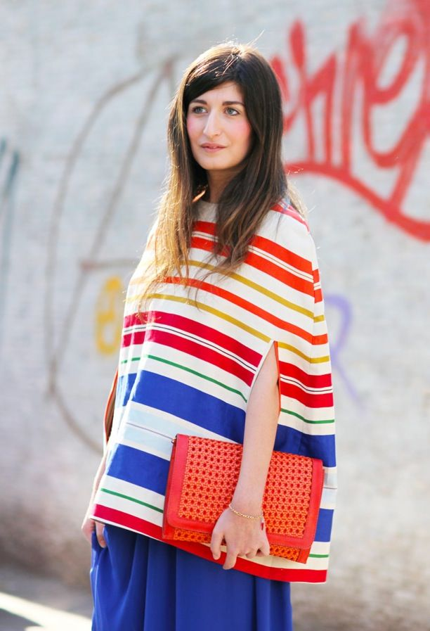 Street Style: Candy Stripes