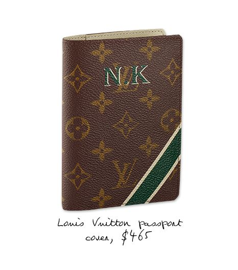 Louis Vuitton Mon Monogram Passport Cover