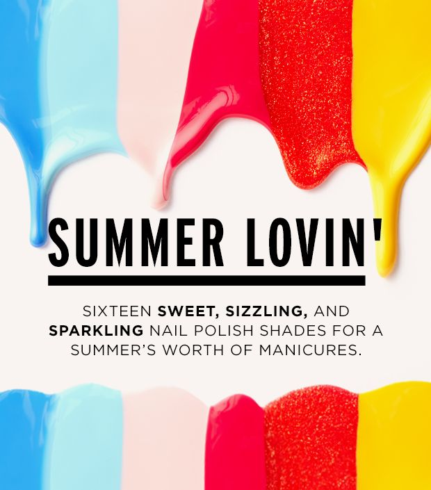 Summer's Best Nail Polish
