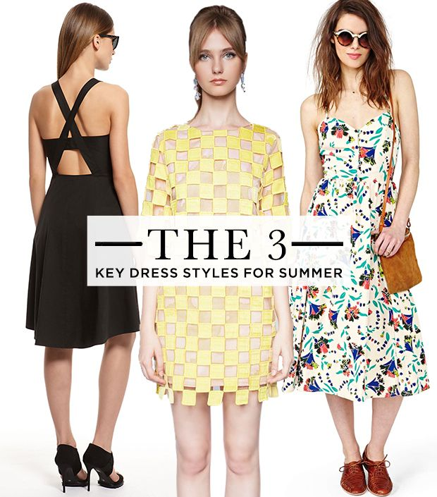 Three Key Dress Styles To Help You Beat The Heat