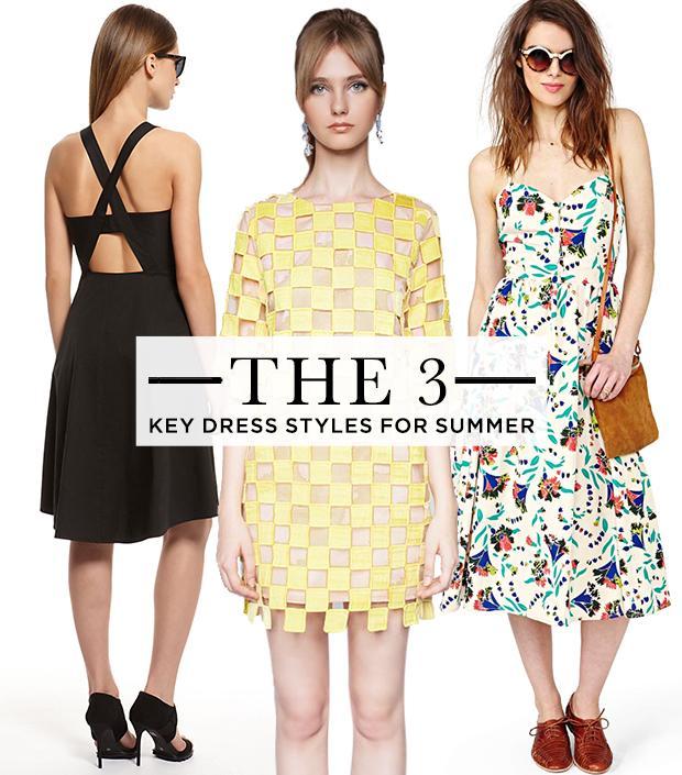 Three Key Dress Styles To Help You Beat The Heat