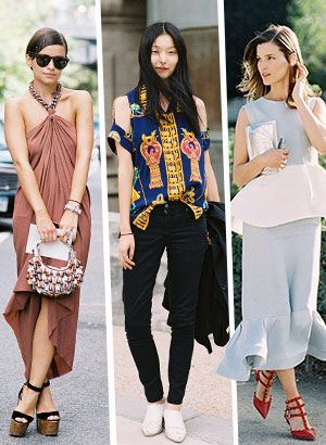 Feeling Lazy? We Found Cute Street Style Looks To Copy