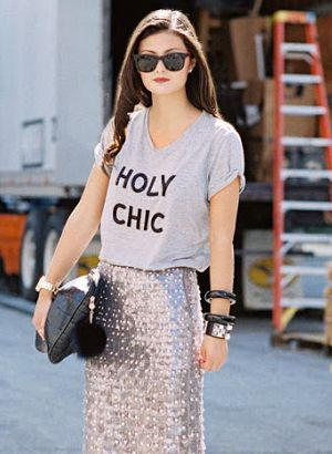Holy Chic! 18 Cheeky Tees That Will Add Wit to Your Look
