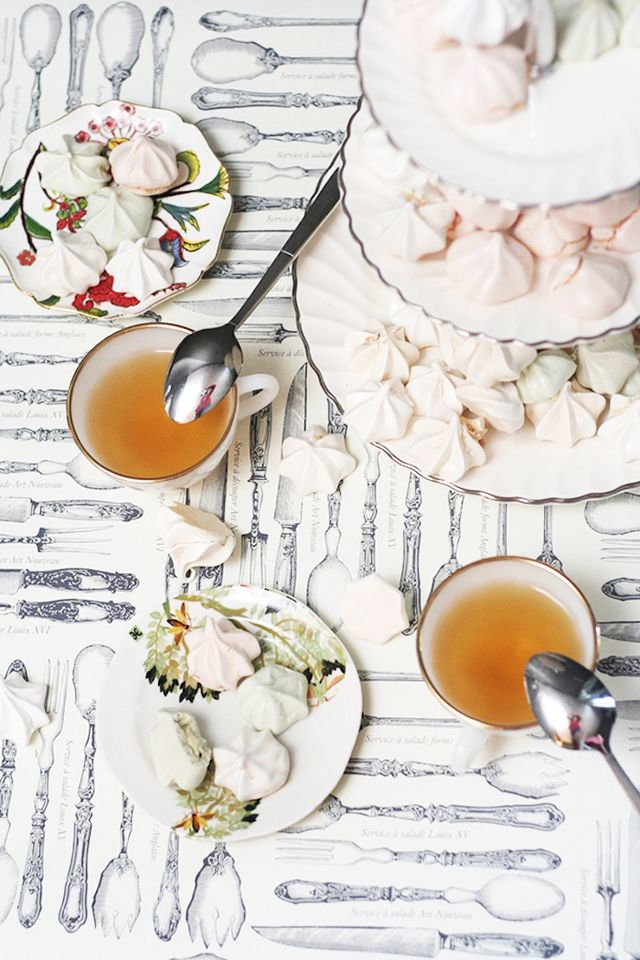 Simple Meringues