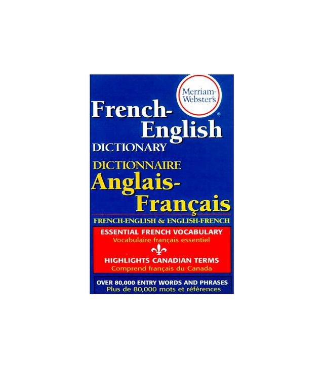 English French Dictionary Wordreference
