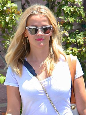 Reese Witherspoon Wears the Most Versatile Skirt Ever