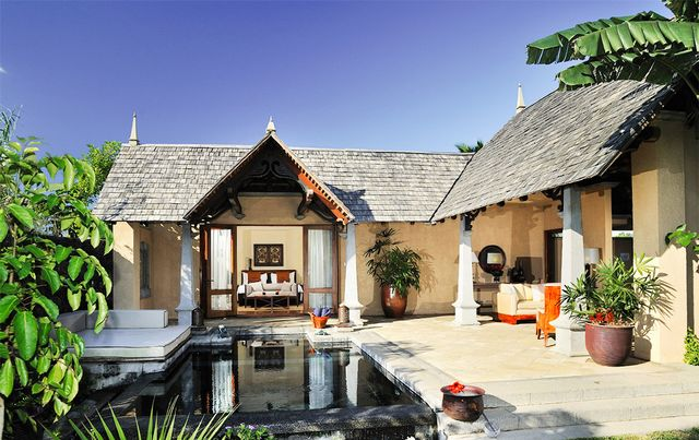 Tropical Elegance in Mauritius
