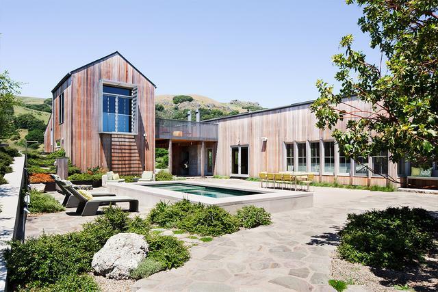 Contemporary California Ranch