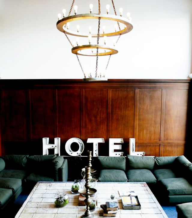 With outposts in London, New York, and L.A., to name a few, the Ace is a beacon of rustic-chic interior design. Each location is accented with reclaimed furniture and contemporary art, industrial...