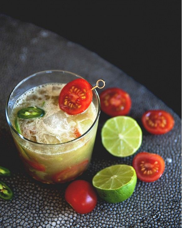 Spicy Maria Cocktail