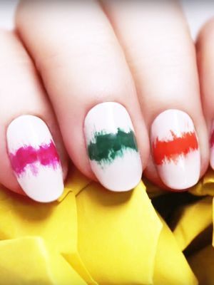 This Manicure Tutorial Is Perfect for Summer