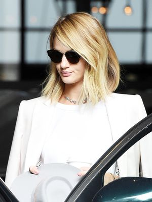 Rosie Huntington-Whiteley's Next-Level Casual Style