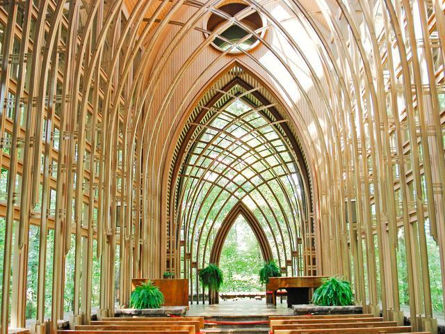 Bella Vista Mildred B. Cooper Memorial Chapel