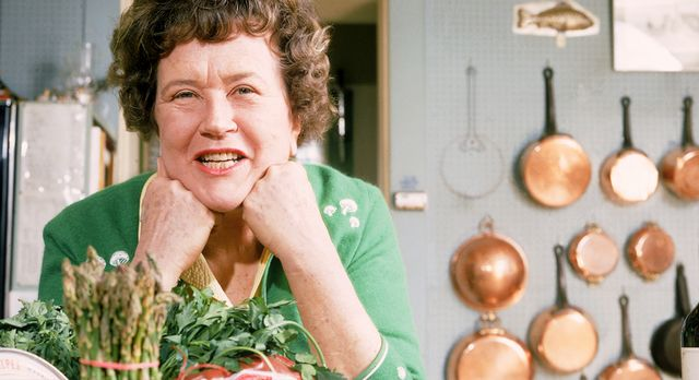 Julia Child, Author of <em>Mastering the Art of French Cooking</em>