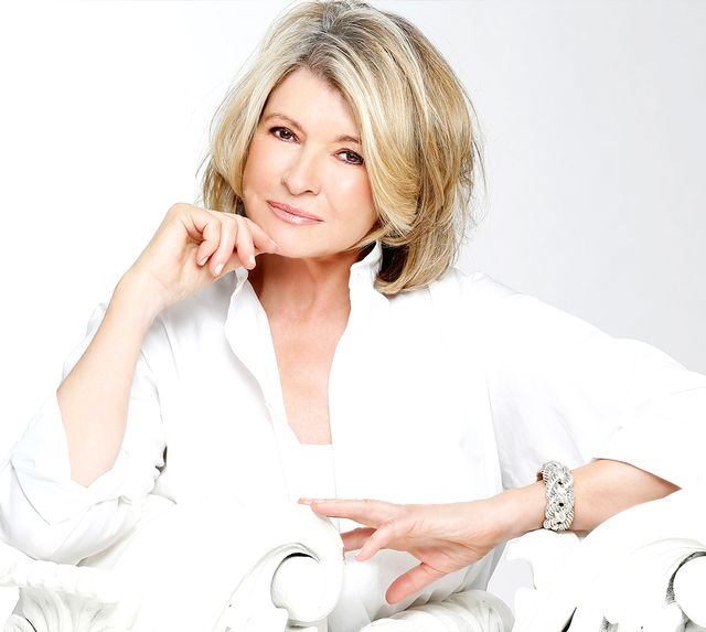 Martha Stewart, Founder of Martha Stewart Living