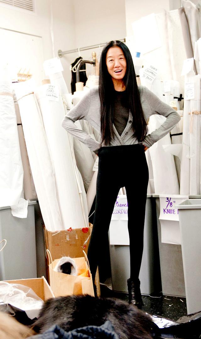 Vera Wang, Fashion Designer