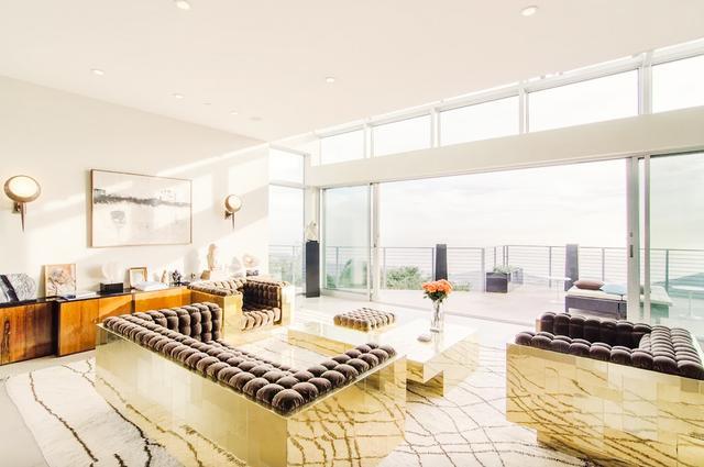 Luxury Living in Malibu