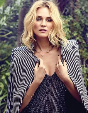 Diane Kruger Is Elle Canada's September Cover Star