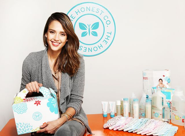 Jessica Alba, Founder and Chief Creative Officer of The Honest Company