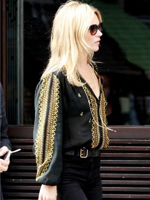 12 Embroidered Tops Worthy of Kate Moss