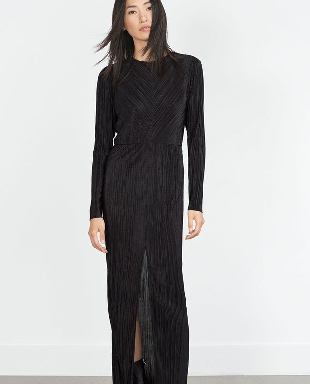 The $70 Zara Dress You Can Wear to a Formal Event ...