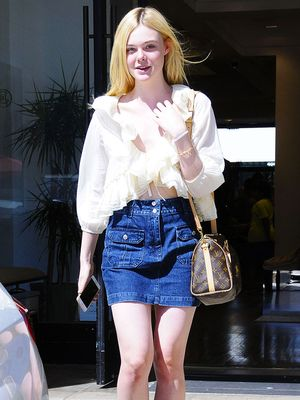 FYI: Elle Fanning's Summer Style Is Really Cute