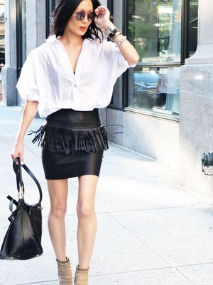 7 Style Tricks Every New York City Girl Relies On