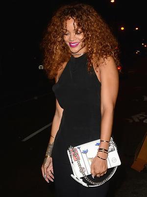 How to Re-Create Rihanna's Sleek Summer Look