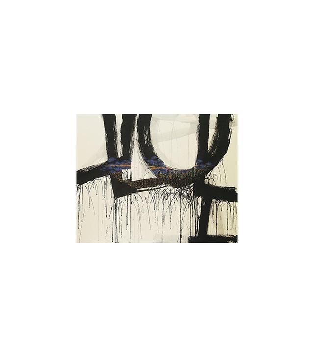 """""""A Lithe Talk—HK"""" by Jieun Park ($50 and up)"""
