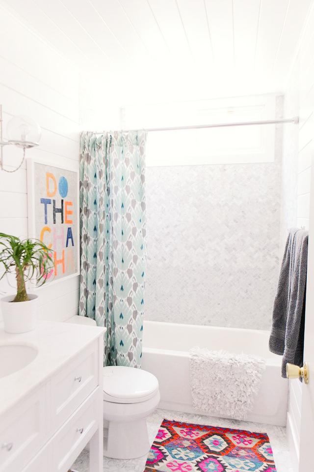 Quirky Bath
