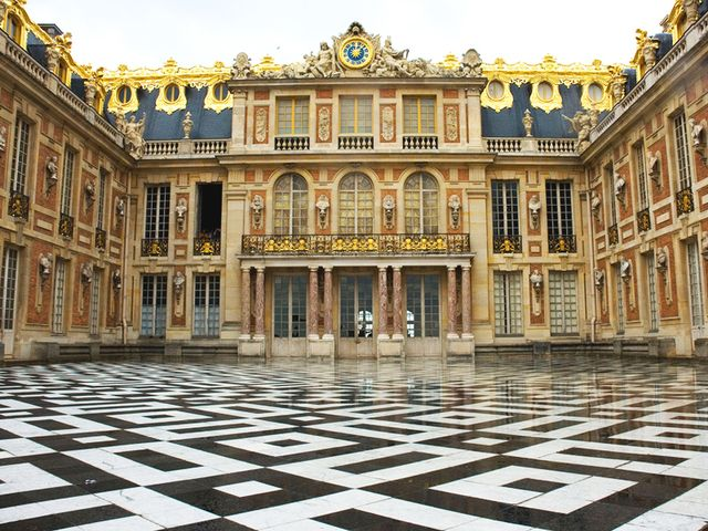 The Iconic Palace of Versailles Is Opening a Five-Star Hotel
