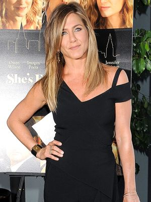 Jennifer Aniston Finally Reveals Her Wedding Ring