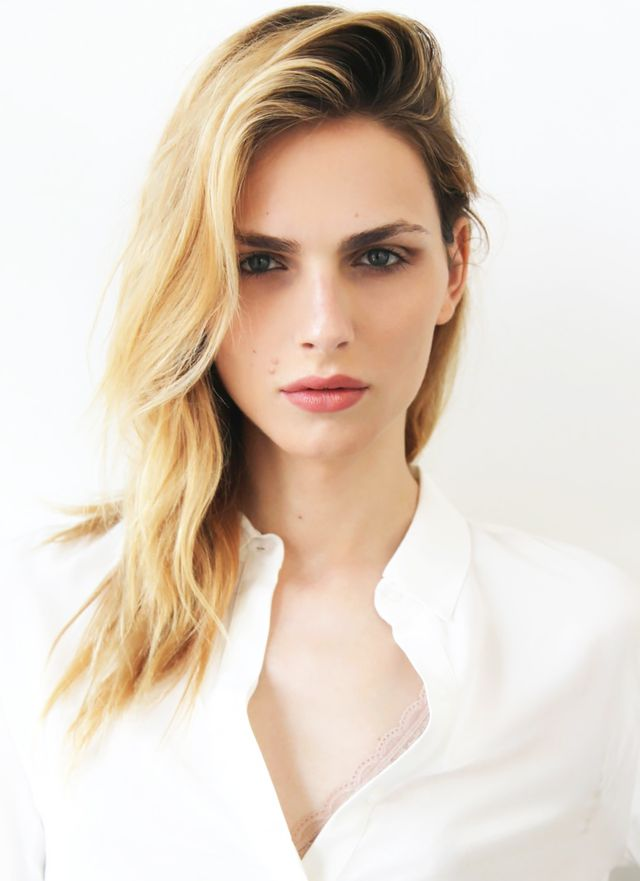 Andreja Pejic, Model and Face of Make Up For Ever