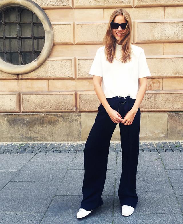 9 Absolutely Beautiful Minimalist Blogger Looks