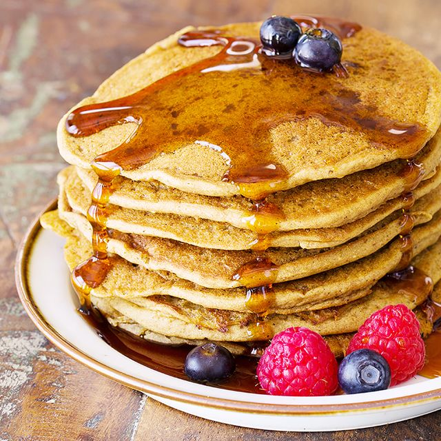 A Guilt-Free Pancake Recipe From the Tone It Up Girls