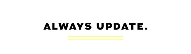 Always, and we mean always, update. Every so often, it's also crucial to completely reinstall the optimal version of OS X for your Mac. Make sure you back up all of your important files and then...