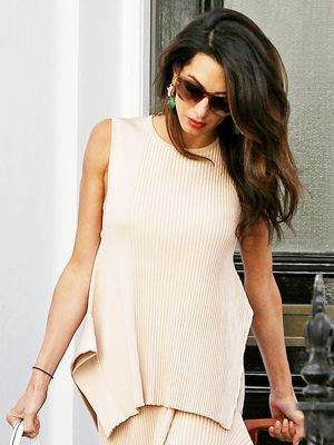 Is This the Chicest Outfit Amal Clooney Has Ever Worn?