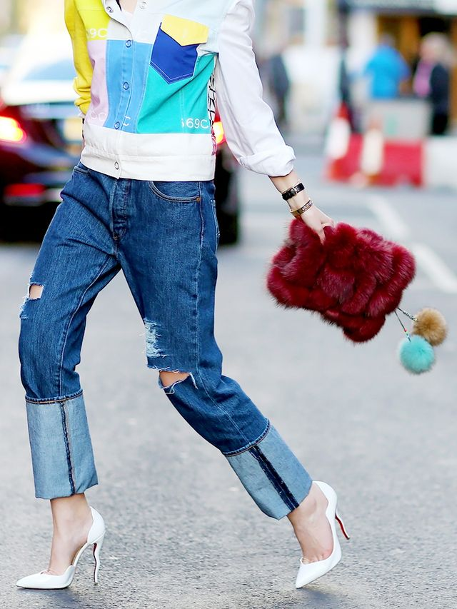 H&M's New Denim Line Is Made Entirely of Recycled Clothing ...