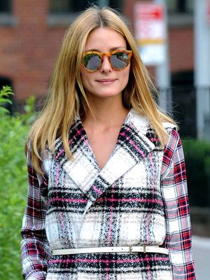 Transition to Fall With Olivia Palermo's Awesome Styling Tip