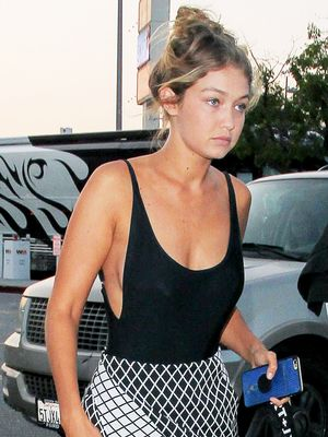 What to Wear to a Taylor Swift Concert, According to Gigi Hadid
