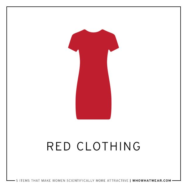 Nothing new here, but in case you need a refresher, a study published by The Journal of Personality and Social Psychology proves the color red enhances males' attraction to females. Looking to...