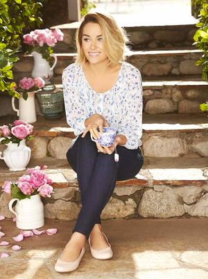 Lauren Conrad on Her Very First Runway Collection