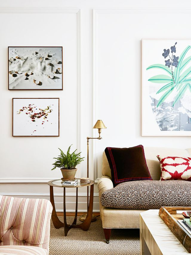 """To her surprise, the apartment """"took on a whole other level of interest from a place I least expected,"""" she says: her boyfriend. As it turns out, Lospalluto has been a collector of..."""