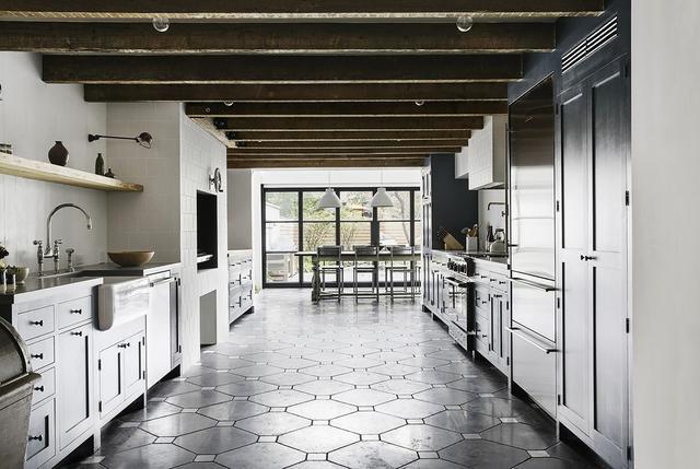 Expansive Brooklyn Kitchen