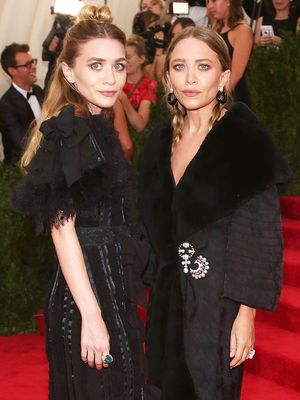 The Olsen Twins' Muse Is a Stylish 70-Something