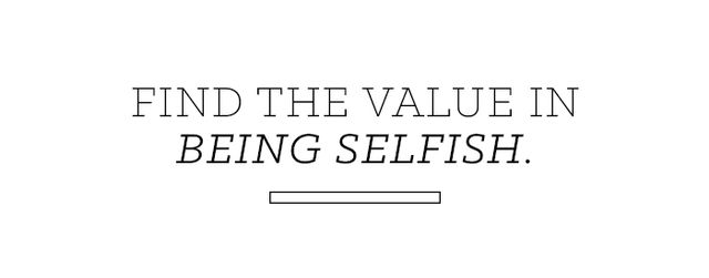 As we mentioned above, being selfish sometimes can be a good thing. Author and self-made millionaire Steve Siebold states that the main difference between the rich and the not-so-rich is how they...