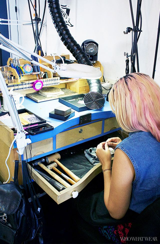 How It's Made: The Catbird Rings Every NYC Girl Owns