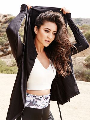 Exclusive: Shay Mitchell Gives Us the Skinny on Her Fitness Regimen